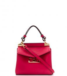 Strawberry Pink Mystic Mini Satchel