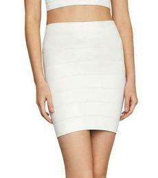 BCBGMaxazria Gardenia Textured Pencil Skirt