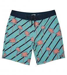 Billabong Aqua Sundays Pro Boardshort