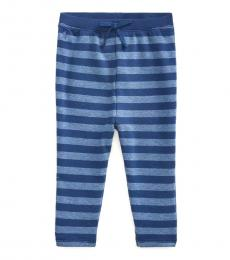 Ralph Lauren Baby Girls Old Royal Striped Terry Pants