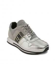 Bikkembergs Grey Hovan Sneakers