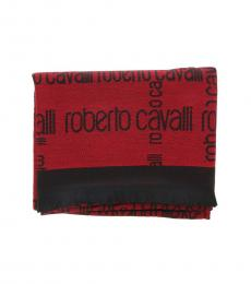Red Signature Scarf