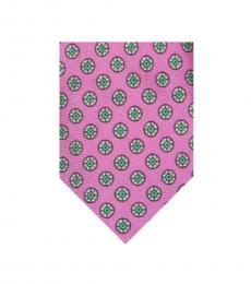 Ralph Lauren Pink Foulard Modish Tie