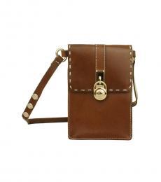 Lcr Tan Belt Belt Bag
