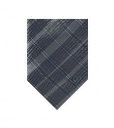 Calvin Klein Mint Box 3D Plaid Tie