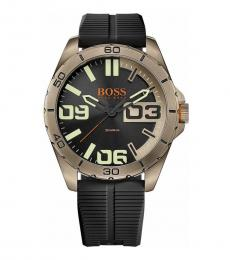 Hugo Boss Black Berlin Silicone Watch