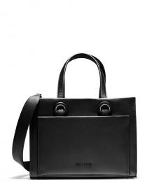Cole Haan Black Grand Ambition Small Satchel