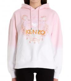 Kenzo Multi color Hoodie Logo Sweatshirt