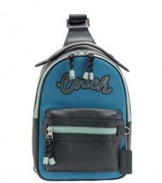 Coach Cerulean Vale Medium Slingpack