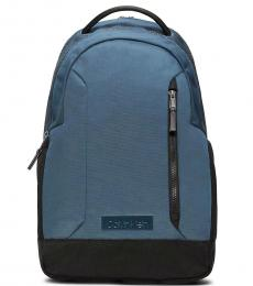 Calvin Klein Stargazer Double Zip Large Backpack