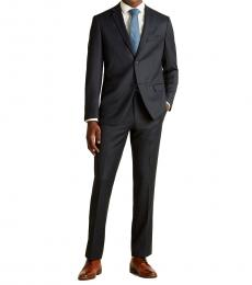 Theory Navy Blue Two-Piece Amos Suit