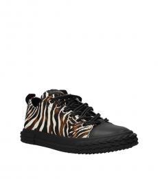 Giuseppe Zanotti Multicolor Blabber Sneakers
