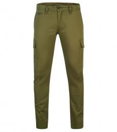 Diesel Olive Slim Fit Pants