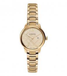 Burberry Golden Classic Watch