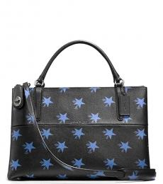 Black Star Borough Large Satchel