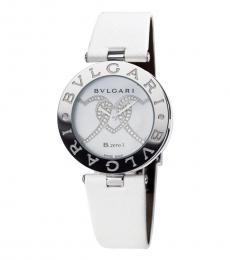 Bulgari White Radiant Watch