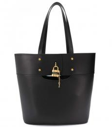Black Aby Large Tote