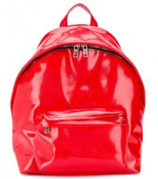 Givenchy Red Urban Large Backpack