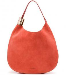 Coral Stevie Large Hobo