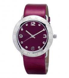 Marc Jacobs Red Amy Watch