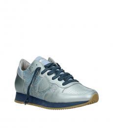 Philippe Model Heavenly Tropez Glitter Sneakers
