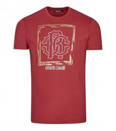 Rust Graphic Logo T-Shirt