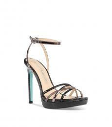 Betsey Johnson Black Avah Evening Heels