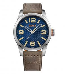 Hugo Boss Brown Ritzy Time Piece