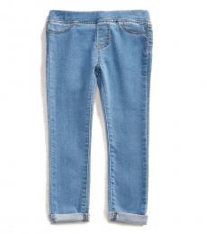 DKNY Little Girls Montana Pull-On Jeggings