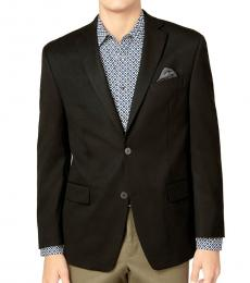 Black Classic-Fit Stretch Performance Blazer