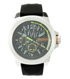 Black Edgy Stately Watch