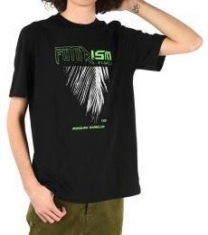 Diesel Black Printed Just T-Shirt