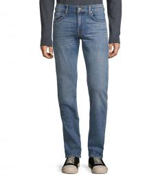 7 For All Mankind Copeland Slim-Fit Pocket Jeans