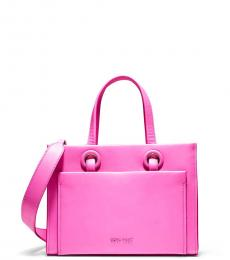 Super Pink Grand Ambition Small Satchel