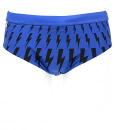 Blue Thunder Slip Beachwear