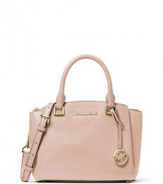 Michael Kors Soft Pink Maxine Small Satchel