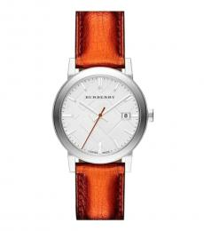 Burberry Shiny Red-Silver The City Watch
