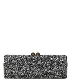 Jimmy Choo Black Celeste Clutch