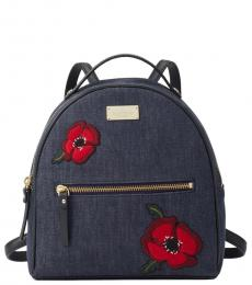 Kate Spade Blue Poppy Small Backpack