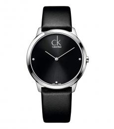 Calvin Klein Black Accent Quartz Watch