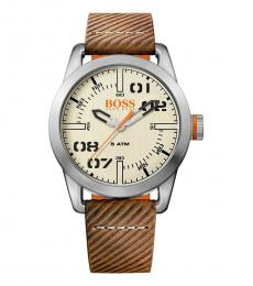 Hugo Boss Brown Classic Oslo Watch