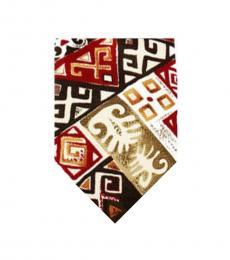 Dolce & Gabbana Brown Timeless Tie