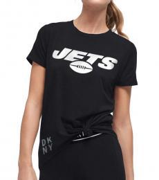 DKNY Black Jets Players' Tee