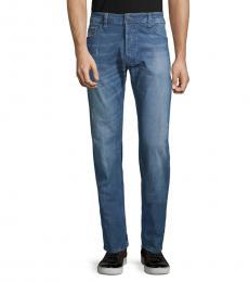 Denim Safado Regular Slim-Straight Jeans