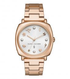 Rose Gold Mandy Watch