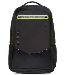 Calvin Klein Black Tech Large Backpack
