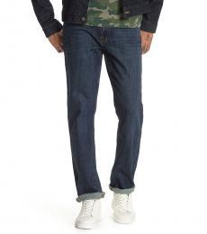 Lucky Brand Dark Blue Original Straight Jeans