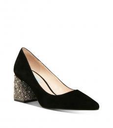 Black Paige Dress Heels