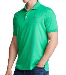 Ralph Lauren Golf Green Classic Fit Soft Polo