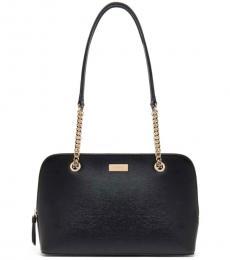 DKNY Black Gramercy Large Shoulder Bag